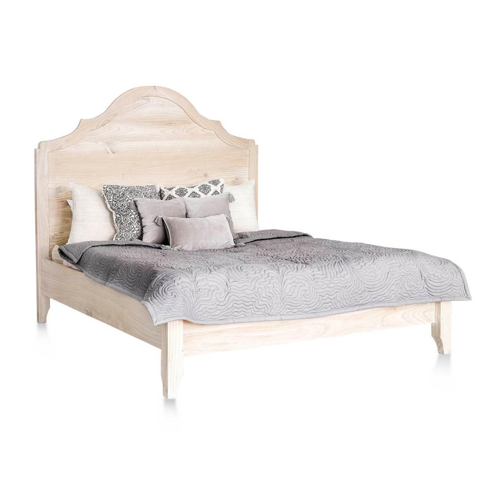 Vintage Swedish Bed, Queen