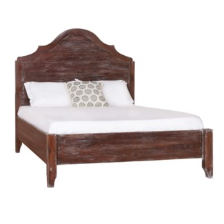 Vintage Swedish Bed, King