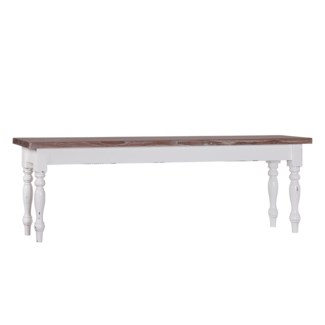 Authentic Carved 5' Bench