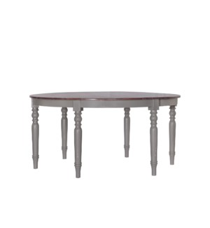 Lakehouse Dining Table, Round