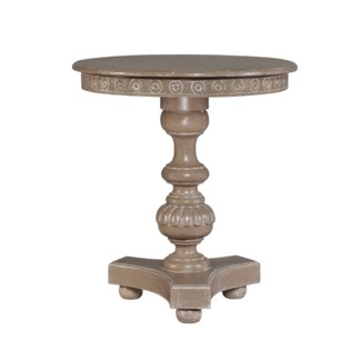 Desirae Pedestal Table