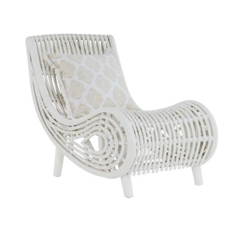 Raina Rattan Chair