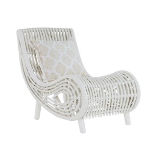 Raina Rattan Chair