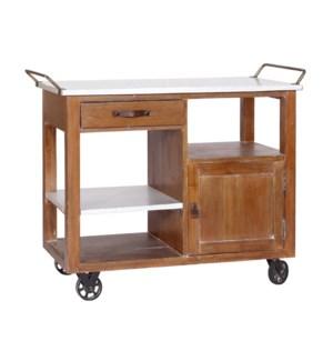 Leo Bar Cart