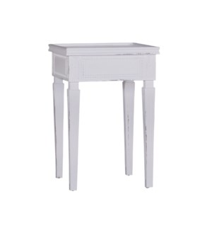 Julia Tea Table, Marble Top