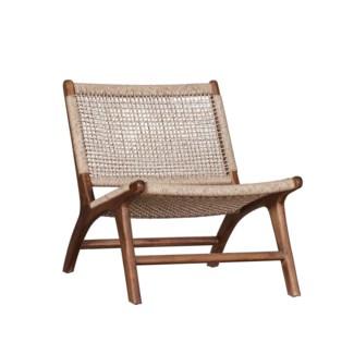 Quantum Sythethic Rattan Chair
