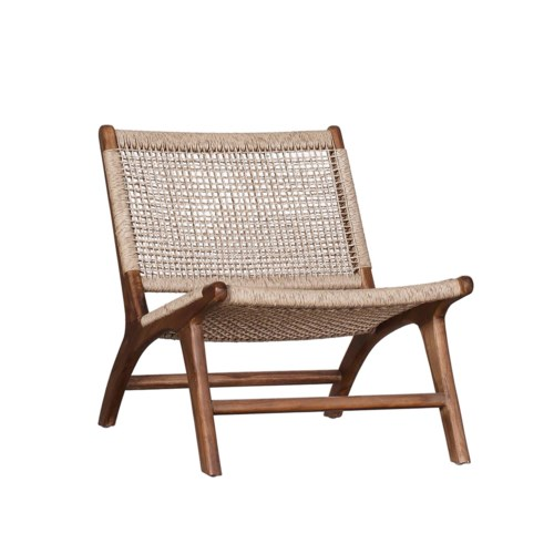 Quantum Sythethic Rattan Chair