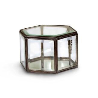 Hexagon Jewelry box