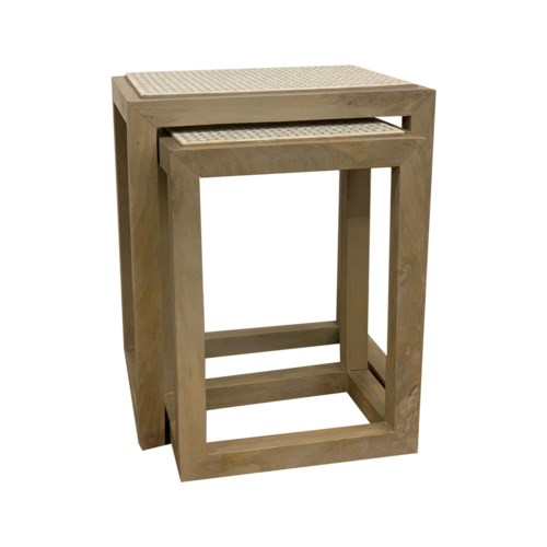 Quentin Nesting Tables, Set of 2