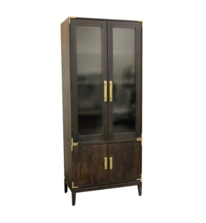 Henry Cabinet with Glass