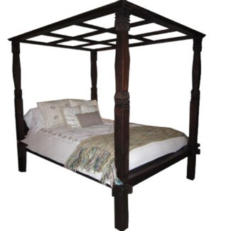 Blanca Canopy Bed, King
