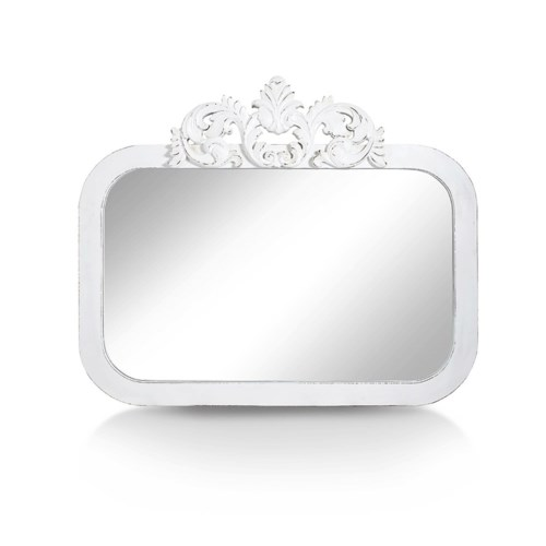 Curved Mirror L