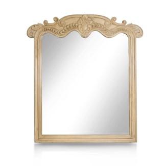 Carved Britta Mirror