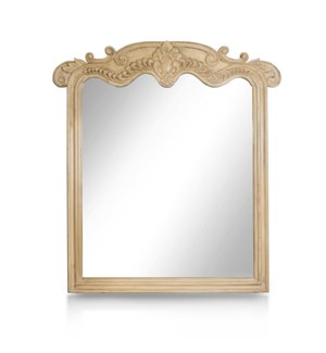 Carved Britta Mirror