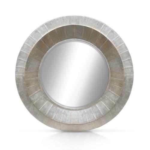 Megan Mirror - Champange Gold