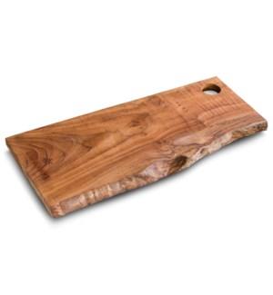 Cutting Board Natural Cut