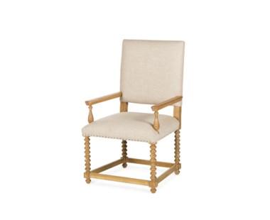 Jordan Arm Chair - Textured Linen