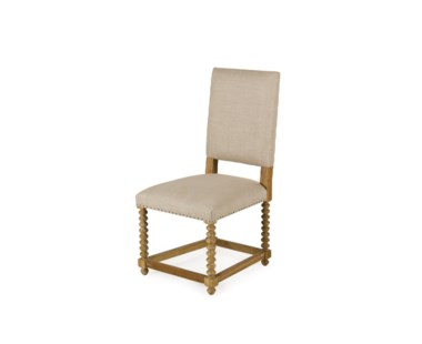 Jordan Side Chair - Textured Linen