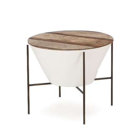 """Danica Side Table - 24"""" Filter"""