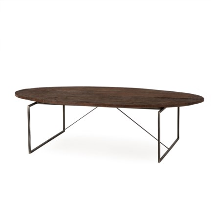Georgina Coffee Table - Peroba