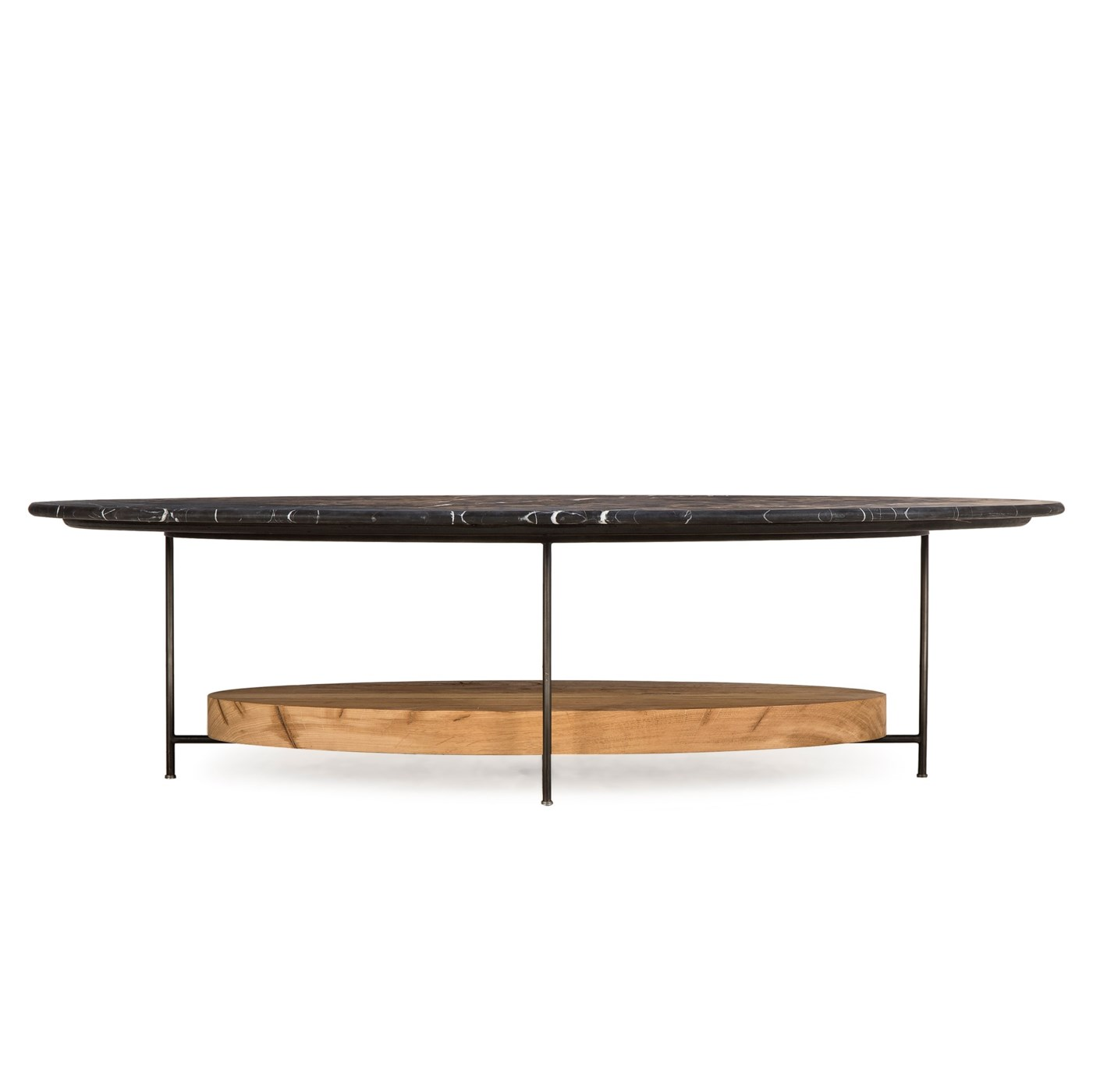 Olivia Coffee Table - Black Marble