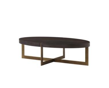 Bryan Coffee Table - Oval