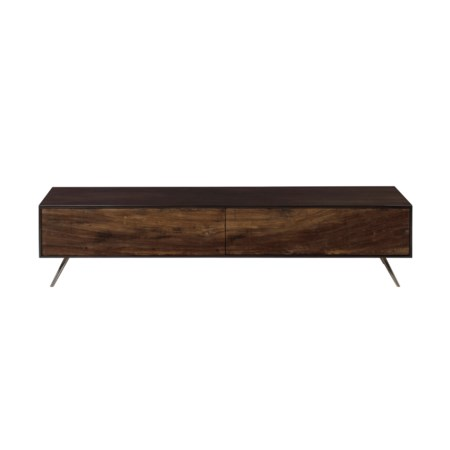 Almera Coffee Table - 2 Drawer /  Square