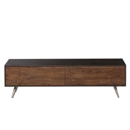 Almera Coffee Table - 2 Drawer / Rectangle