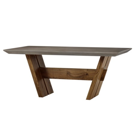 Strand Light Dining Table - 72""