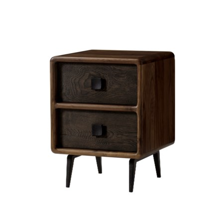 Da Vinci Side Table - Walnut