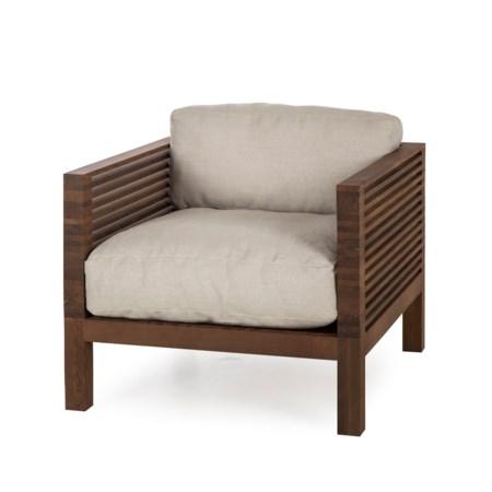 Camellia Chair - Wash Teflon