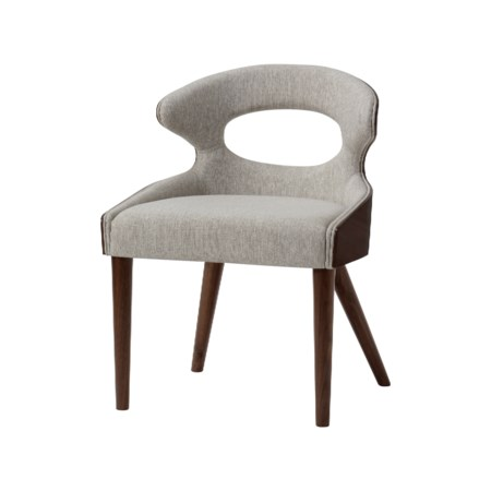 Tatiana Chair - Nigel Parchment