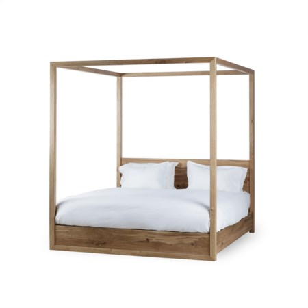 Otis Poster Bed - US King