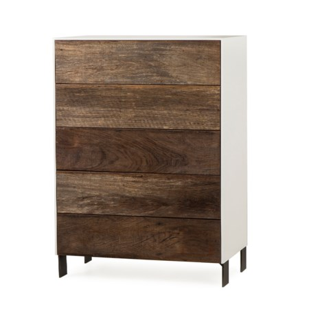 Cardosa Chest - 5 Drawer