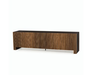 Angelica Media Console Table - 4 Door