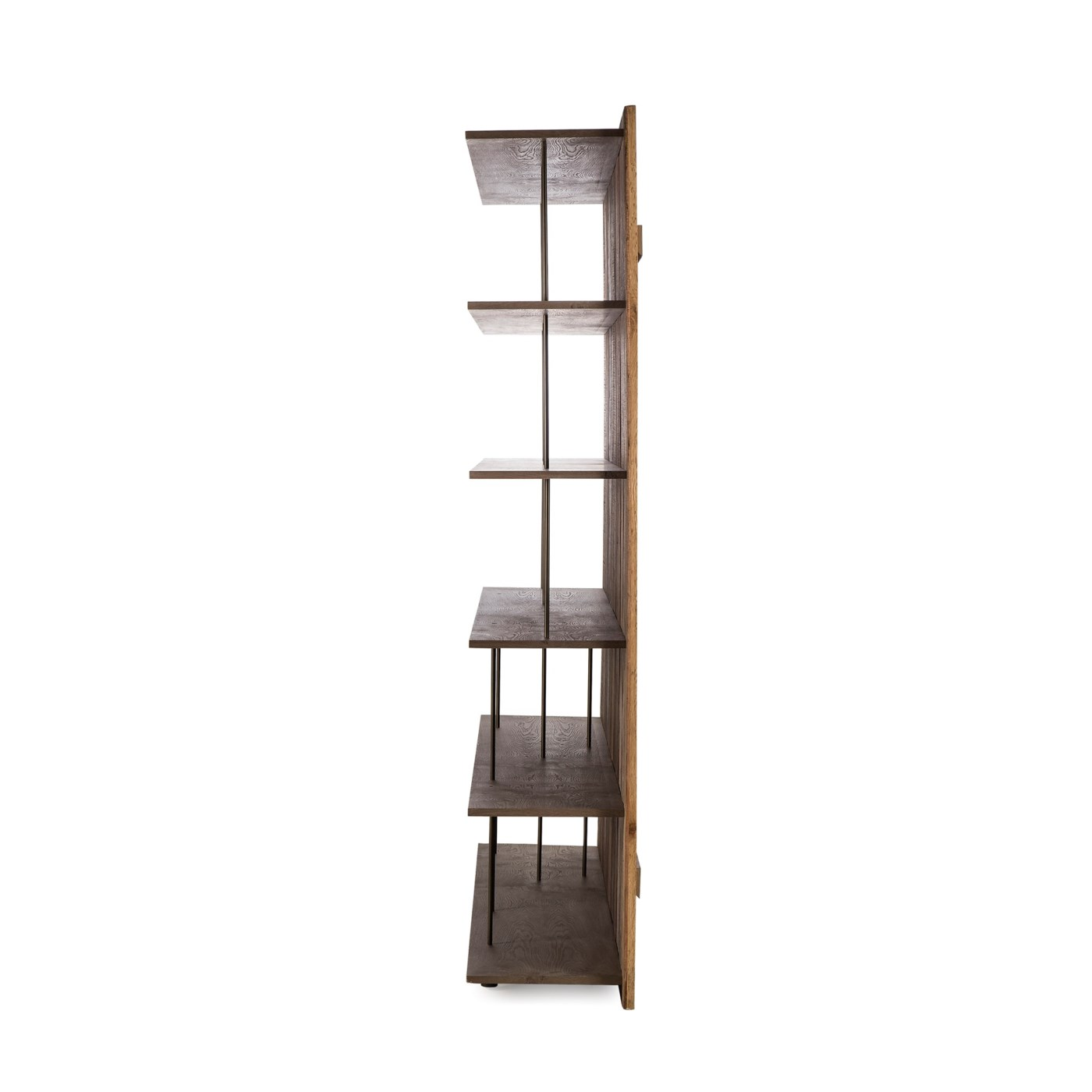 Peyton Bookcase - High