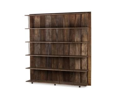 Peyton Bookcase - High