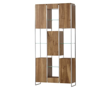 Marley Bookcase - Large Light Oak