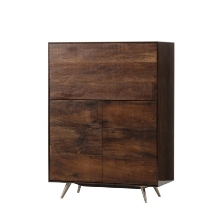 Almera Bar Cabinet - New Interior
