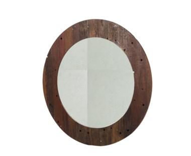 Damon Round Mirror