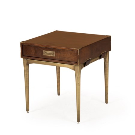 Durham Side Table - Rectangle