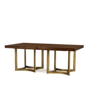 Ashton Extending Dining Table - 88""