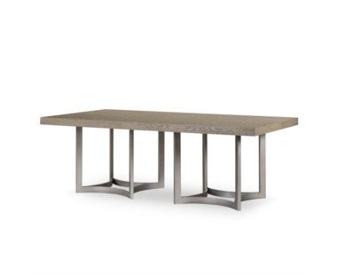 """Paxton Dining Table - Rectangle / 128""""W"""