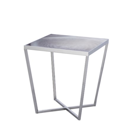 Jaxson Side Table - Natural Agate