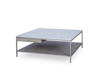 Paxton Coffee Table - Square / Medium