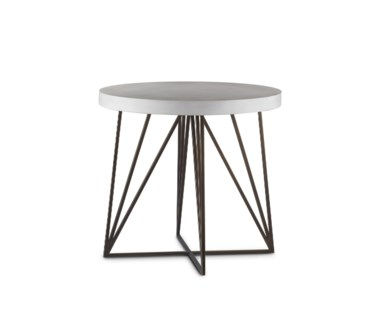 Emerson Side Table - Round