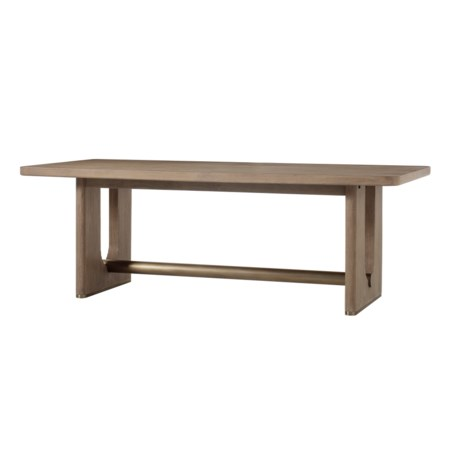 Charlie Extending Dining Table - 88""