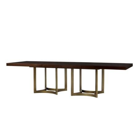 """Ashton Dining Table - 80"""" / Extendable"""