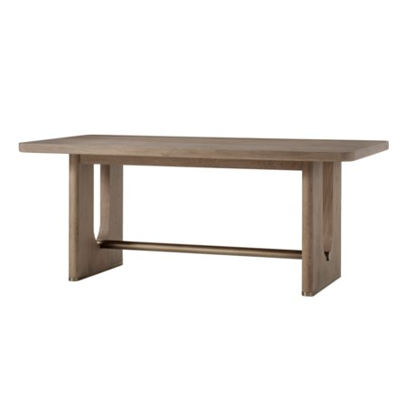 Charlie Dining Table - 76""