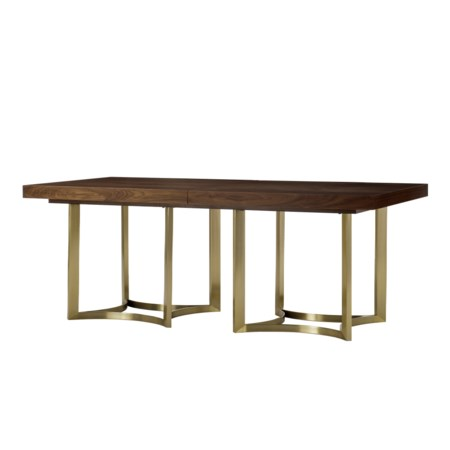 Chester Extending Dining Table 80""